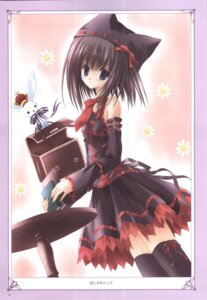 Rating: Safe Score: 11 Tags: gothic_lolita lolita_fashion magical_tale shuna thighhighs tinkle User: noirblack