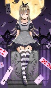 Rating: Safe Score: 48 Tags: bandages dress halloween re:shimashima stockings thighhighs User: john.doe