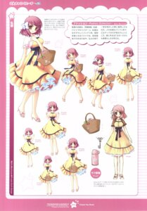 Rating: Safe Score: 10 Tags: character_design dress mochizuki_maho tsunagaru★bangle windmill User: admin2