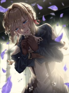 Rating: Safe Score: 35 Tags: dress tagme violet_evergarden violet_evergarden_(character) User: Spidey