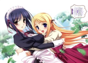 Rating: Safe Score: 31 Tags: fujikura_yuu komori_kei maria_van_hossen princess_lover! User: crim
