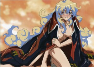 Rating: Questionable Score: 51 Tags: hirata_katsuzou naked_cape nia screening tengen_toppa_gurren_lagann User: admin2