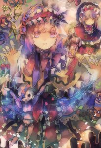 Rating: Safe Score: 11 Tags: alice_margatroid cha_goma shanghai touhou User: charunetra