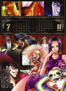 Rating: Safe Score: 23 Tags: akainu animal_ears aokiji bartholomew_kuma boa_hancock calendar donquixote_doflamingo dracule_mihawk dress gecko_moria kizaru marshall_d._teach megane one_piece open_shirt salome User: draxdrilox