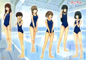 Rating: Safe Score: 19 Tags: bleed_through futami_eriko hoshino_yuumi kimikiss mizusawa_mao sakino_asuka satonaka_narumi shijo_mitsuki swimsuits takayama_kisai User: Radioactive