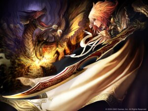 Rating: Safe Score: 34 Tags: armor corum_online male monster sword tachikawa_mushimaro User: yumichi-sama