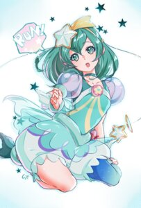 Rating: Questionable Score: 12 Tags: hagoromo_lala see_through shipu star_twinkle_precure User: animeprincess