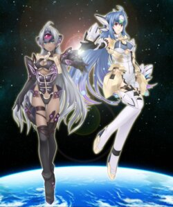 Rating: Safe Score: 18 Tags: kos-mos ohse t-elos xenosaga User: Syko83