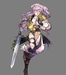 Rating: Safe Score: 13 Tags: akira_(kaned_fools) armor fire_emblem fire_emblem_heroes fire_emblem_kakusei nintendo no_bra olivia_(fire_emblem) open_shirt pantsu sword thighhighs torn_clothes transparent_png User: Radioactive