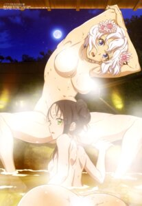Rating: Questionable Score: 66 Tags: ass bathing censored naked nishikawa_takashi nobunaga_sensei_no_osanazuma onsen wet User: drop