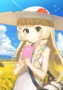 Rating: Safe Score: 48 Tags: akamizuki_(akmzk) dress lillie_(pokemon) pokemon pokemon_sm User: charunetra