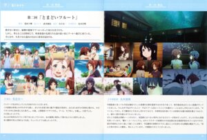 Rating: Safe Score: 8 Tags: bikini cleavage crease dress fixme gym_uniform hibike!_euphonium overalls seifuku sheets summer_dress swimsuits User: mikelei