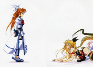 Rating: Explicit Score: 28 Tags: fate_testarossa mahou_shoujo_lyrical_nanoha mahou_shoujo_lyrical_nanoha_strikers nopan pussy_juice sex takamachi_nanoha tamiya_akito tentacles thighhighs torn_clothes wet User: demon2