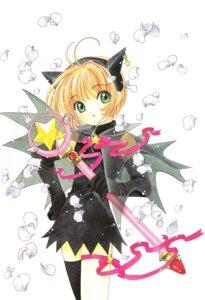 Rating: Questionable Score: 8 Tags: card_captor_sakura clamp kinomoto_sakura possible_duplicate User: Omgix