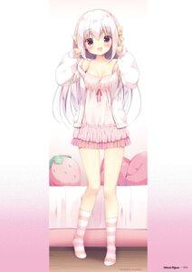 Rating: Safe Score: 36 Tags: canvas+garden cleavage dress inae_koron miyasaka_nako sweater tagme User: lightsnow