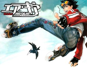 Rating: Safe Score: 8 Tags: air_gear male megane minami_ikki oh!_great User: Radioactive