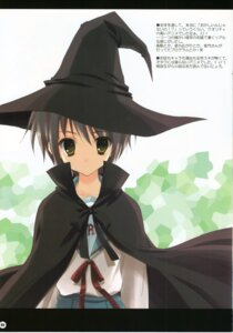 Rating: Safe Score: 26 Tags: cropme nagato_yuki ryohka scanning_dust seifuku suzumiya_haruhi_no_yuuutsu witch User: Debbie