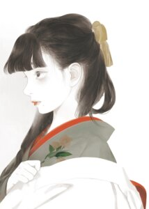 Rating: Safe Score: 9 Tags: kimono matayoshi User: Radioactive