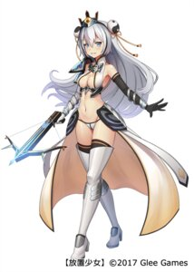 Rating: Safe Score: 54 Tags: armor bikini_armor dakunesu heels houchi_shoujo thighhighs weapon User: nphuongsun93