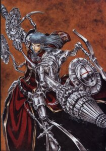 Rating: Safe Score: 3 Tags: armor brother_petro_orcini male thores_shibamoto trinity_blood User: Radioactive