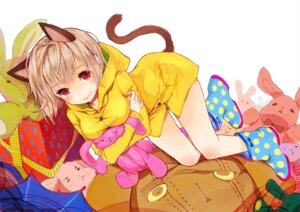 Rating: Safe Score: 35 Tags: animal_ears nekomimi sono tail User: Radioactive
