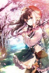 Rating: Safe Score: 42 Tags: animal_ears dress horns lolita_fashion shinoba User: hiroimo2