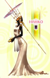 Rating: Safe Score: 3 Tags: dress himiko_(persona_4) megaten persona persona_4 soejima_shigenori User: admin2