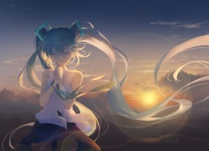 Rating: Safe Score: 42 Tags: hatsune_miku tagme vocaloid User: BattlequeenYume