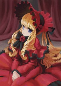 Rating: Safe Score: 7 Tags: dress reiesu_(reis) rozen_maiden shinku User: charunetra