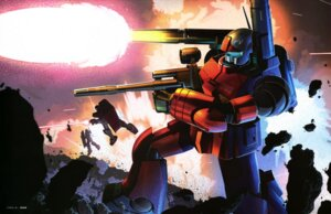 Rating: Safe Score: 5 Tags: gun gundam mecha User: drop