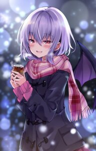 Rating: Safe Score: 35 Tags: hyurasan remilia_scarlet seifuku sweater touhou wings User: hiroimo2