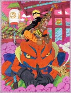 Rating: Safe Score: 11 Tags: gamakichi kishimoto_masashi male naruto uzumaki_naruto User: Komori_kiri