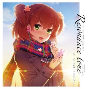 Rating: Safe Score: 19 Tags: digital_version disc_cover gin'iro_haruka koizumi_amane nashiro_momiji seifuku tone_work's User: moonian