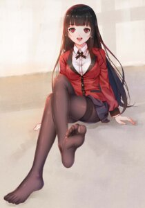 Rating: Safe Score: 75 Tags: feet jabami_yumeko kakegurui pantyhose seifuku zyl User: Mr_GT