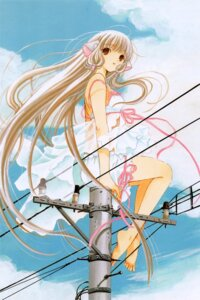 Rating: Safe Score: 10 Tags: chii chobits clamp User: Aurelia