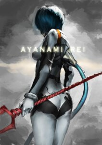 Rating: Safe Score: 40 Tags: 1045335316 ayanami_rei bodysuit neon_genesis_evangelion User: Radioactive