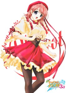 Rating: Safe Score: 20 Tags: hasegawa_akemi pantyhose pia_carrot waitress User: YamatoBomber