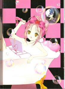 Rating: Safe Score: 2 Tags: binding_discoloration hinamori_amu miki peach-pit shugo_chara User: noirblack