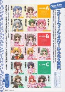 Rating: Safe Score: 2 Tags: arisugawa_yui fujisawa_ruri hiwatari_aya houjyou_hina houjyou_mina lovely_idol nekoya_miu nishimata_aoi text User: petopeto