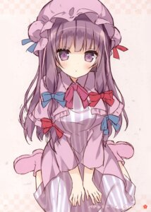 Rating: Safe Score: 25 Tags: dress hoshi patchouli_knowledge touhou User: Radioactive