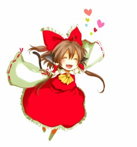 Rating: Safe Score: 14 Tags: animal_ears chibi hakurei_reimu ria tail touhou User: Radioactive