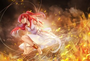 Rating: Safe Score: 39 Tags: dress huazha01 magi_the_labyrinth_of_magic morgiana User: Zenex