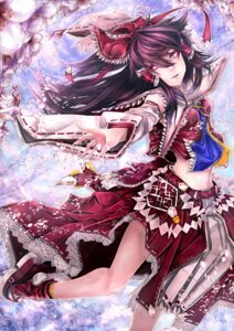 Rating: Safe Score: 19 Tags: angelegna hakurei_reimu touhou User: itsu-chan