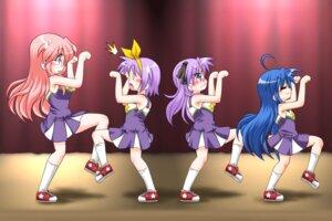 Rating: Safe Score: 17 Tags: cheerleader gaketsu hiiragi_kagami hiiragi_tsukasa izumi_konata lucky_star megane takara_miyuki User: Velociraptor