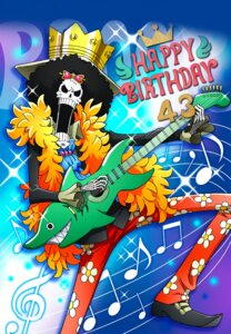 Rating: Safe Score: 2 Tags: brook guitar male one_piece tagme User: charunetra