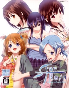 Rating: Safe Score: 12 Tags: aida_nami enbi_kanade hata_nanami kanzaki_yomogi mixed_up startrain yasuyuki yumehara_asuka User: admin2