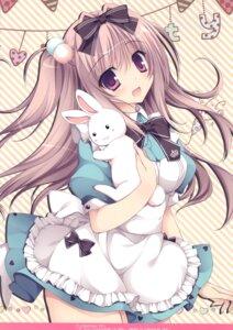Rating: Safe Score: 20 Tags: alice alice_in_wonderland maid nanaroba_hana User: kiyoe