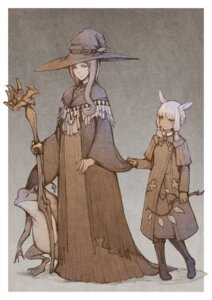 Rating: Safe Score: 17 Tags: animal_ears final_fantasy final_fantasy_xiv robe weapon witch y'shtola User: Radioactive