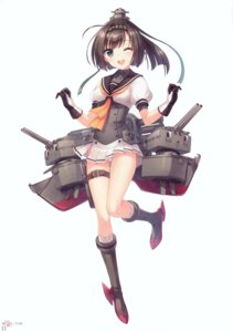 Rating: Safe Score: 100 Tags: akizuki_(kancolle) an2a heels kantai_collection pantsu seifuku User: yong