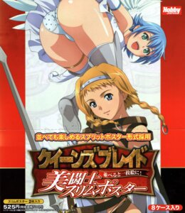 Rating: Questionable Score: 8 Tags: leina nanael pantsu queen's_blade screening User: YamatoBomber